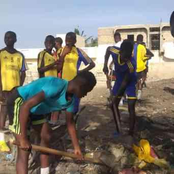 Unsere FC Coeur en Or Spieler im Einsatz